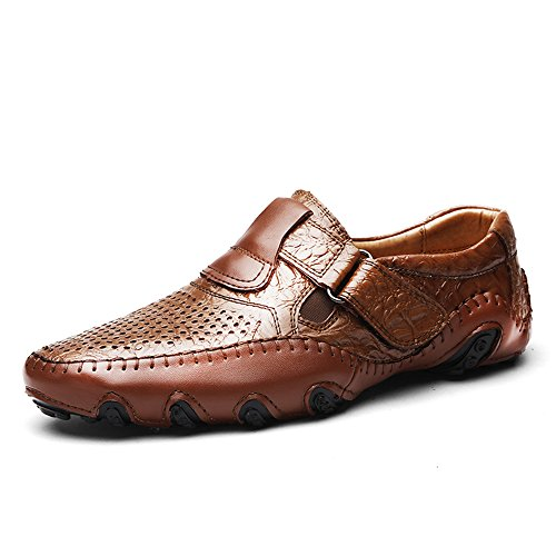 opuman-mens-casual-retro-loafers-mocassins-driving-soft-leather-punching-octopus-shoes-95-brown