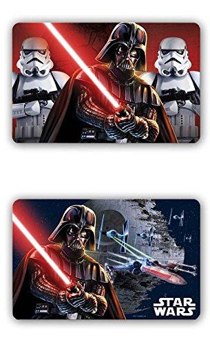 Mantel Lenticular Star Wars Dark Side Surtido