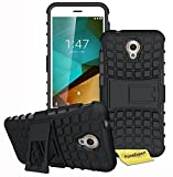 FoneExpert® Vodafone Smart Prime 7 Handy Tasche, Hülle Abdeckung Cover schutzhülle Tough Strong Rugged Shock Proof Heavy Duty Case für Vodafone Smart Prime 7