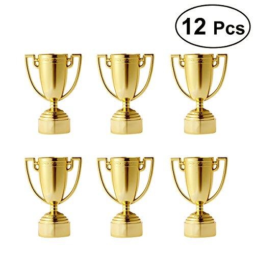 ner Award Trophäen Gold Kunststoff Trophäen Party Bag Füller ()