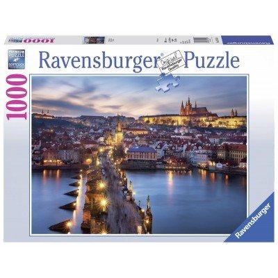 Preisvergleich Produktbild Prag bei Nacht