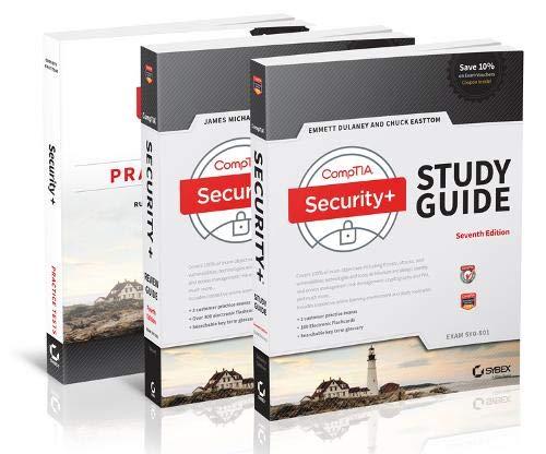 Comptia Security+ Certification Kit: Exam Sy0-501 por Emmett Dulaney
