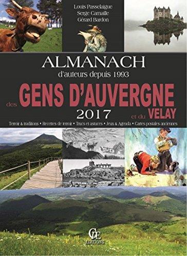 Almanach des gens d'Auvergne 2017