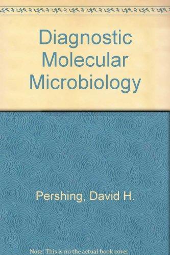 Diagnostic Molecular Microbiology