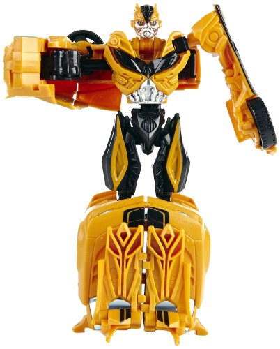 HASBRO Transformers Movie 4 Rid Power Attackers Bumblebee(5/2014) TV A6147 A6161