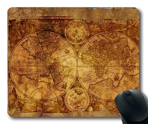 Yanteng Magic Map gaing Mouse Pad