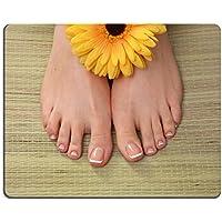 Luxlady Gaming Mousepad ID: 42231203piedi bellissimi con perfetto Spa Pedicure