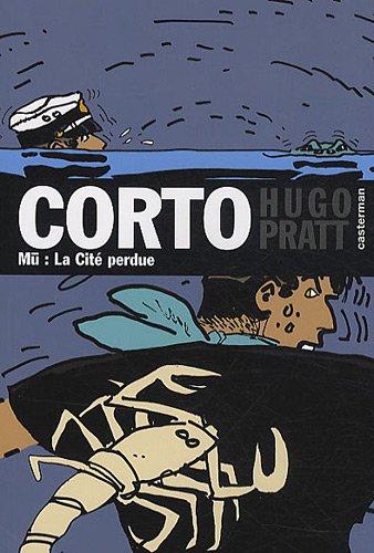 Corto, Tome 29 : Mu : la Cité perdue