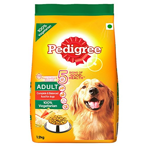 Pedigree Adult Dog Food 100% Vegetarian