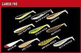 10 Fox Rage Zander Pro Shad Gummifische 7,5cm - Kunstköder für Hecht, Zander, Barsch & Forelle, Hechtköder, Zanderköder, Barschköder, Forellenköder