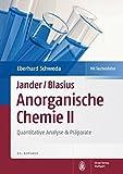 Image de Jander/Blasius: Anorganische Chemie II