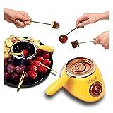 Máquina fondue - Fábrica de chocolate (bombonera y fondue 2 en 1)