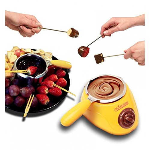 Foto de Máquina fondue - Fábrica de chocolate (bombonera y fondue 2 en 1)