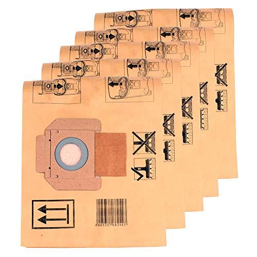 Makita P-70194 Filtersack L 5Stk, Braun