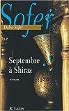 Telecharger Livres Septembre a Shiraz (PDF,EPUB,MOBI) gratuits en Francaise