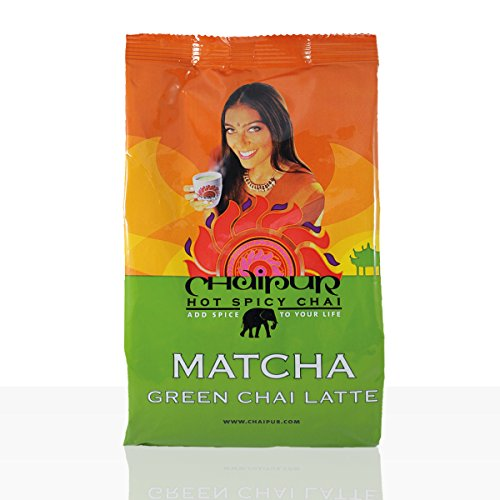 Chaipur Matcha Green Chai Latte 500g