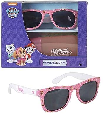 Paw Patrol - Set gafas de sol y funda en caja regalo (Artesania Cerda 2500000645) por Artesanía Cerdá