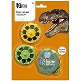 Nuevo Niños Educativos Natural History Museum Picture Visor 24 Dinosaurios Fotografías
