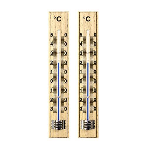 2-stuck-set-lantelme-holz-buche-analog-innen-aussen-thermometer-