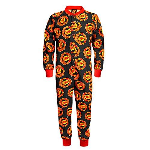 manchester-united-fc-official-gift-boys-kids-pyjama-onesie-black-7-8-years
