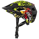 O'Neal Defender 2.0 Vandal Fahrrad Helm Neon Gelb All Mountain