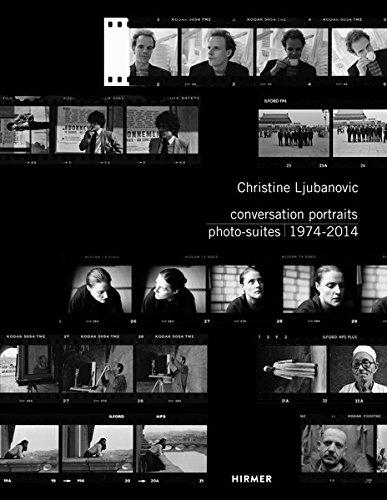 Christine Ljubanovic : conversation portraits : Photo-suites 1974-2014 par Robert Fleck