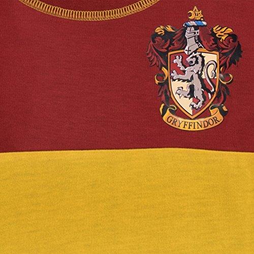 51DR%2BCrMVhL - Harry Potter - Pijama para Niños - Gryffindor - 10 - 11 Años