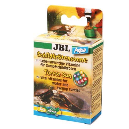 JBL 70441 Multivitaminpräparat für Wasserschildkröten, Schildkrötensonne Aqua