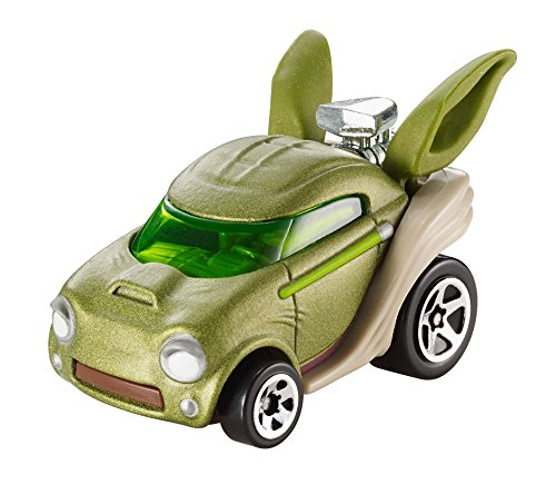 Hot Wheels Star Wars Yoda - modelos de juguetes