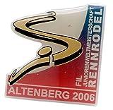 Altenberg - 2006 - FIL Juniorenweltmeisterschaft Rennrodel - Pin aus Metall