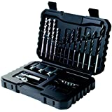 BLACK DECKER 32 Piece Drilling and Screwdriver Bit Set
