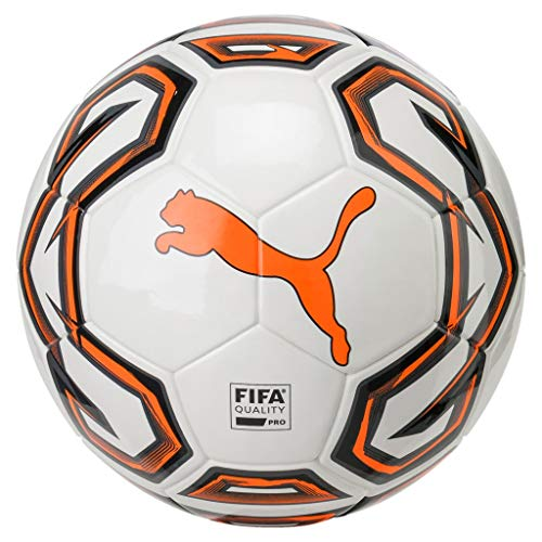 Puma Palla Mano 1 FIFA Quality PRO White Shocking Orange PUM