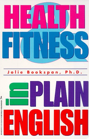 Pdf Download Health And Fitness In Plain English By Jolie