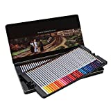 US Sense Coloriage Crayons Art Peinture Fournitures Crayons de Dessin pour Artiste Couleurs Assorties, Paquet DE 72 (72 Colour Pencil)