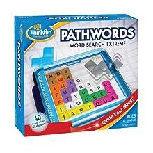 Pathwords Game