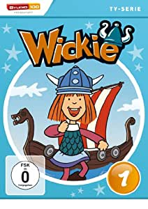 Wickie und die starken Männer - DVD 1, Folge 01-07