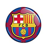 #1: F.C. Barcelona Button Badge CR