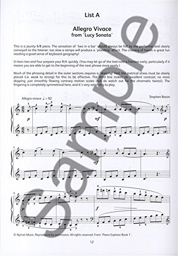 Zoom IMG-2 lcm piano handbook 2013 grade
