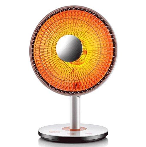 STEAM PANDA Heizgerät-tragbarer Neigungs-Sicherheits-abgeschnittener Halogen-Heizung 600w Mini-energiesparender Büro-Heizkörper-elektrischer Ventilator-Grill Gewächshaus-ventilator Thermostat