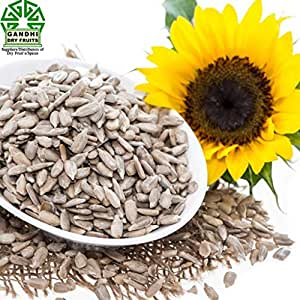 Sunflower Seeds 1 KG Premium Quality: Amazon.in: Grocery ...
