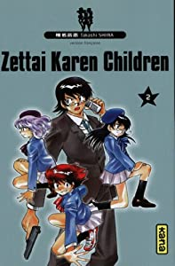Zettai Karen Children Edition simple Tome 2