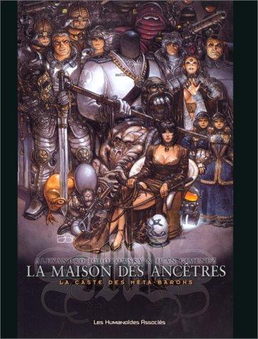 La Caste des méta-barons : La maison des ancêtres (Hors-série)