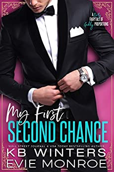 My First Second Chance: A Dirty Fairytale of Godly Proportions by [Winters, KB, Monroe, Evie]