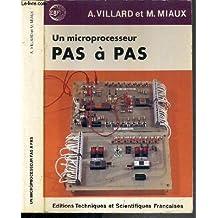 Un Microprocesseur pas à pas