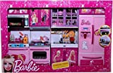 #10: Be Your Own Label Barbie dream house kitchen set for girls