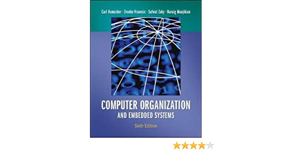 Computer Organization And Architecture By Carl Hamacher Pdf