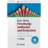 Forschungsmethoden und Evaluation für Human- und Sozialwissenschaftler: Limitierte Sonderausgabe: Fur Human- Und Sozialwissenschaftler (Springer-Lehrbuch)