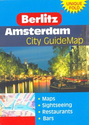 Amsterdam Berlitz Guidemap (International City GuideMaps)