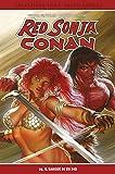 Conan 29 - Conan/Red Sonja - Il sangue di un dio - 100% Panini Comics