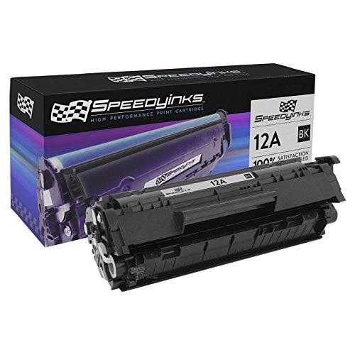 Speedyinks™ Neue Version kompatibel ersatz für HP Q2612A / 12A Schwarz Laser Toner Patronen für HP LaserJet Serie LaserJet 1010 1012 1015 1018 1020 1022 1022n 1022nw 3015 3020 3030 3050 3052 3055 M1005 M1319 M1319f (Hp Laser-drucker 3050)